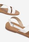 Białe Sandały Rhaenanise