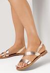 Szampańskie Sandały Rhaenanise