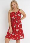 Czerwona Sukienka Daphnusi