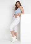 Białe Spodnie Sylphiasse