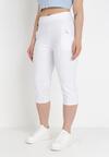 Białe Spodnie Bontu