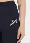 Granatowe Spodnie Iaseusa