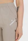 Beżowe Spodnie Iaseusa