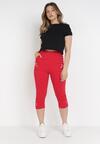 Czerwone Spodnie Iaseusa