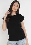Czarny T-shirt Kisenia