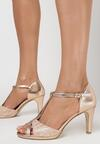 Szampańskie Sandały Sagiphise