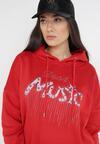 Czerwona Bluza Sylphishis