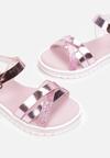 Różowe Sandały Icelias