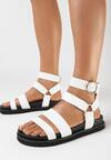 Białe Sandały Propheseus