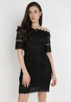 Czarna Sukienka Philelaus