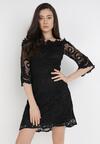 Czarna Sukienka Ristyrtus