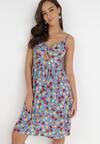 Jasnoniebieska Sukienka Aglaotheis