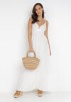 Biała Sukienka Neamedora