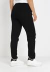 Czarne Spodnie Dresowe Thonisiphe
