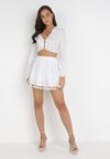 Biała Spódnica Nereixie