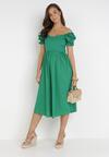 Zielona Sukienka Maryrien
