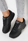 Czarne Buty Sportowe Cahrnixi