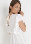 Biała Sukienka Eshirsya