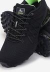 Granatowe Buty Sportowe Jilell