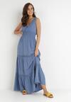 Niebieska Sukienka Rhenemisa