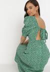Zielona Sukienka Miandryny