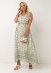 Biała Sukienka Melailia