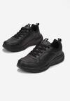 Czarne Buty Sportowe Chizaly