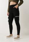Czarne Spodnie Bewetel