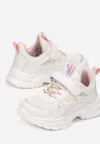 Białe Buty Sportowe Pohith