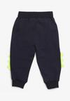 Granatowe Spodnie Aphaen