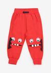 Czerwone Spodnie Aphaen