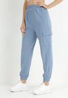 Niebieskie Spodnie Dresowe Xirys