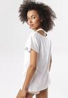 Biała Bluzka Phalilinai