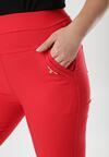 Czerwone Spodnie Rhaemis