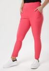 Różowe Spodnie Rhaemis