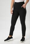 Czarne Spodnie Alulure