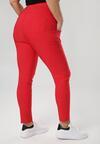 Czerwone Spodnie Alulure