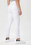 Białe Spodnie Alulure