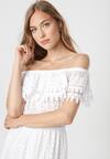 Biała Sukienka Lamilia
