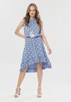 Jasnoniebieska Sukienka Adrianah