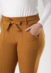 Żółte Spodnie Undilis