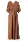 Camelowa Sukienka Kleomene