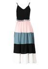 Jasnoniebieska Sukienka Marivia