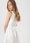 Biała Sukienka Bolidia