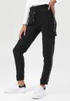 Czarne Spodnie Celanele