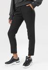 Czarne Spodnie Mhyrera