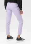 Lawendowe Spodnie Mhyrera