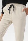 Beżowe Spodnie Mhyrera