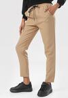 Camelowe Spodnie Mhyrera