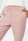 Ciemnoróżowe Spodnie Penira